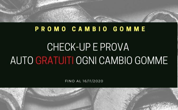 Promo Cambio Gomme