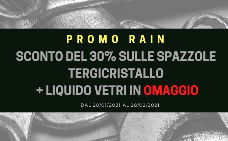 PROMO RAIN